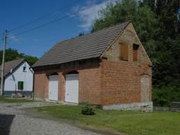 Altes Depot am Teich von 1896